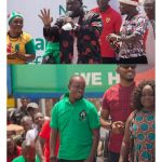 More celebrities Beef Up John Mahama 's campaign