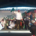 Hon Samuel Okudzeto Ablakwa launches operation 97% votes for Mahama (Videos +Pictures )