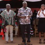 Nana Addo is intemperate, reject him - President Mahama