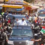 President Mahama touts 'massive' investment in last 4 years