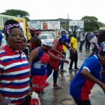 Calm restored to Tema Motorway tollbooth after 'NPP men' took over