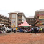 Names and locations of the first two sets of 123 community day shs being constructed nationwide.