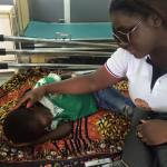 Great Warriors For Mahama donates GHC5,000 to young boy to undergo eye surgery