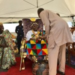 Vice President Amissah-Arthur attends Hogbetsotsoza (Pictures)