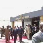 President Mahama inaugurates Gold Coast Refinery