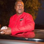 "We Eat Roads Because They Facilitate Movement Of Food"" – Mahama Tells Critics"