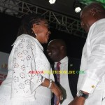 John Mahama wishes wife happy birthday