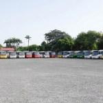 President Mahama Donates Bus To Bole Nurses Training College