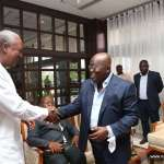 Akufo-Addo, Mahama in secret Kumasi meetings