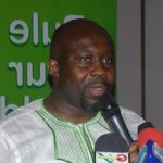 George Andah to serve as deputy for Ursula at Ministry of Communications