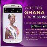 Jon Benjamin Endorses Delali For Miss World 2016
