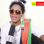 Mzbel discloses secret feelings for Ex-President Mahama