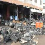 Abossey-Okai spare parts dealers deny reducing prices in solidarity with the NPP