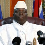 It's not necessary to shed a drop of blood says Yahya Jammeh as he steps down