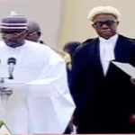 President Akufo-Addo and Vice Bawumiah take oath of office