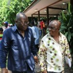 And the short man became the President Of ghana