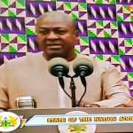 I've utmost respect for Nana Addo; We're on the same team - Mahama