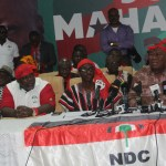 Price of Losing An Election  CRACKS EMERGE IN NDC