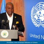 Leave power peacefully when applause is loudest – Mahama tells African leaders