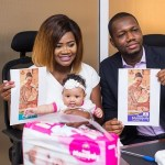 Kafui Danku secures deal for daughter