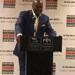 Mahama wins Africa leadership award