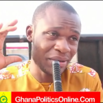 Montie Fm host 'Samuel Huntor' suspended for criticizing Alban Bagbin