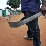 Agbogbloshie: Konkombas, Dagombas in bloody machete, gun fight