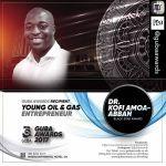 Dr Kofi Amoa Abban shortlisted for GUBA Award
