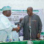 Nigeria Must Drive Economic Transformation in West Africa – Mahama