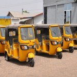 Government bans tricycles