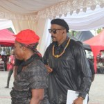 Nollywood Actor Hanks Anuku mourns Major Maxwell Mahama