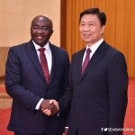 China ready to support Ghana's economic transformation – Chinese Veep
