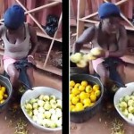 Two women arrested over sale of 'coloured orange' -Watch