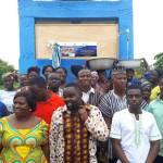 UHAS – Team Embak provides mechanized borehole to Duta community