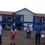 Asiedu Nketia builds 4-unit 2-bedroom teachers quarters for hometown SHS