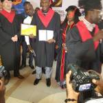 Ghana captain becomes Dr Asamoah Gyan after doctorate degree from Ukrainian university
