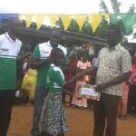 Ellembelle Assemblyman  awards brilliant pupils