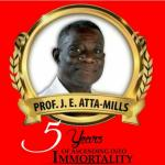 Ghana to remember Mills on Monday