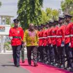 Akufo-Addo urges military not to engage in politics