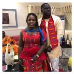 Osei Kwame Despite's daughter marries longtime boyfriend (Pictures)