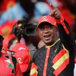 Kenya's president has been re-elected with more than 98% of the vote