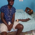 Flowking Stone and wife rushed to the hospital; couple in critical condition