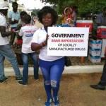 NPP YOUTH DEFECT TO NDC, BURN AKUFO-ADDO T-SHIRT