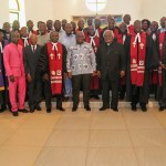 President Akufo-Addo Thanks Presbyterian Church For Support, Prayers (Pictures)