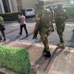 E/R: Fake Military Group Arrested At Peduase