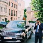 Check out John Mahama's son's classy birthday car