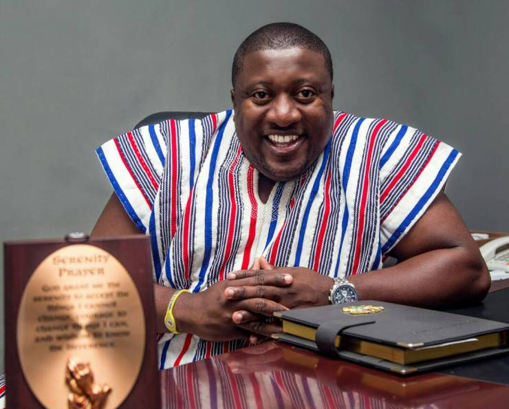 Henry Nana Boakye wins NPP Youth Organiser position - GhanaPoliticsOnline