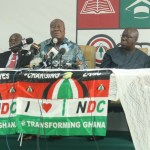 NDC dissociates itself from Koku Anyidoho's coup d'etat comments