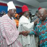 Upper West Chiefs Commend President Akufo-Addo for Fulfilling Promises, Fight Against Corruption
