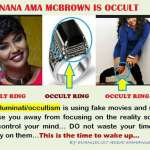 Nana Ama McBrown uses occult ring - Evangelist reveals